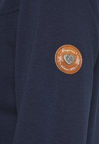 Ragwear - KENIA - Zip-up sweatshirt - navy - 5