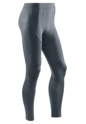 Leggings - grey/mint