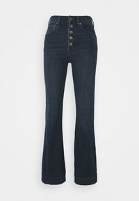 GAP - HARVARD - Flared Jeans - dark wash - 0