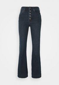 HARVARD - Jeans a zampa - dark wash