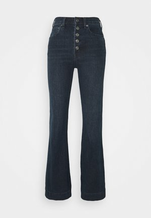 HARVARD - Jeans a zampa - dark wash