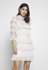 By Malina - CARMINE DRESS - Cocktail dress / Party dress - pink - 0