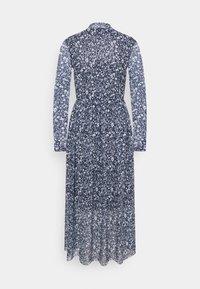 TOM TAILOR DENIM - PRINTED DRESS - Day dress - blue - 1