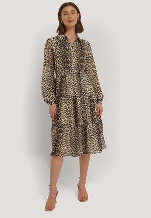 GERAFFTES - Shirt dress - leopard
