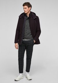 QS by s.Oliver - Winter jacket - black - 1