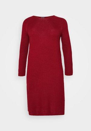 GANGE - Jumper dress - red