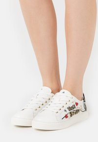 ALDO - LOVESTORY - Tenisky - white - 0