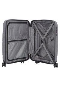 Travelite - MOTION 4-ROLLEN - Luggage - grey - 4
