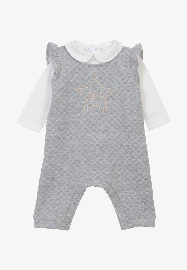 SET - Tuta jumpsuit - light grey