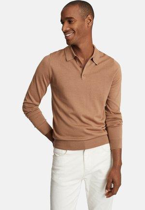TRAFFORD - Polo shirt - taupe