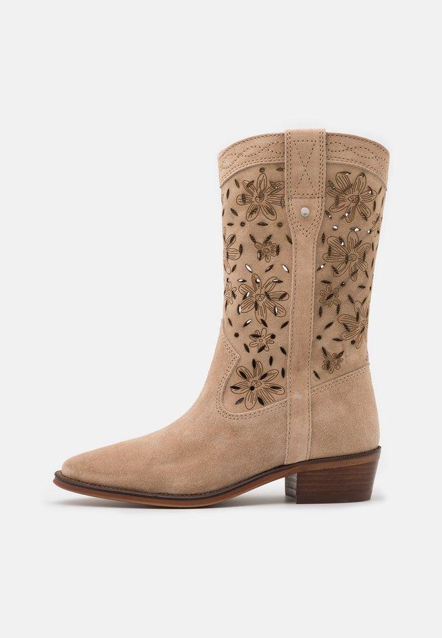 CECILE - Cowboy/Biker boots - arena