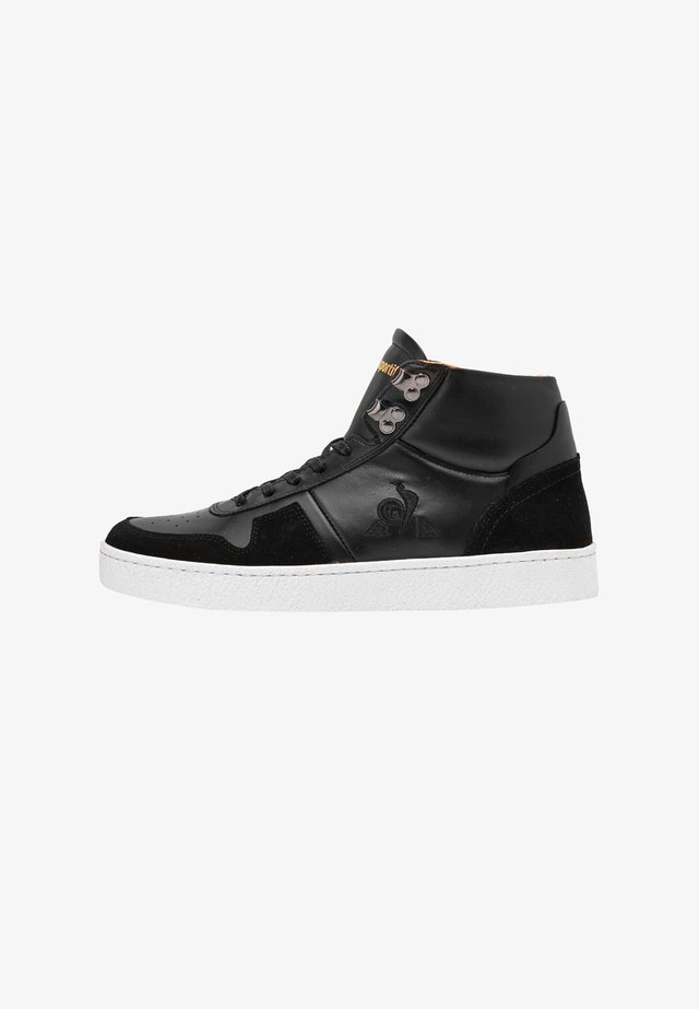 PRESTIGE - High-top trainers - black