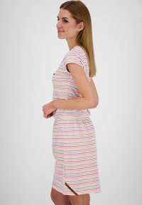 alife & kickin - SHANNAAK - Jersey dress - white - 3