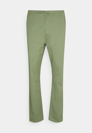 JIM LIGHT - Chinos - hedge green