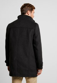 TOM TAILOR - 2 IN 1 - Classic coat - black/grey - 2
