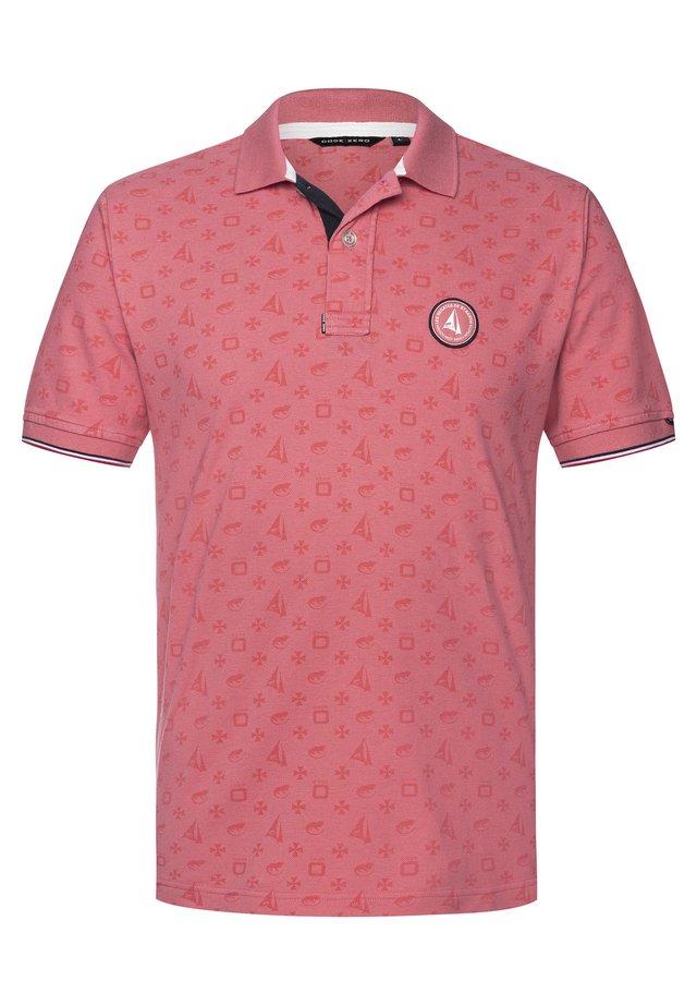 ST BARTH - Polo shirt - pink