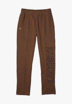 XH3601_CTP - Spodnie materiałowe - luzule/noir