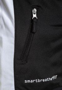 Uhlsport - ESSENTIAL CLASSIC SET - Tracksuit - schwarz/weiß - 4
