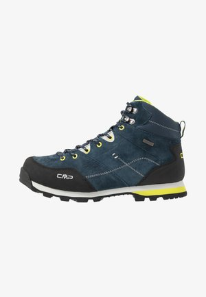 ALCOR MID TREKKING SHOE WP - Hiking shoes - cosmo