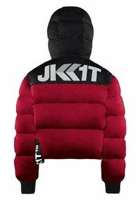 JACK1T - Doudoune - black/red - 5