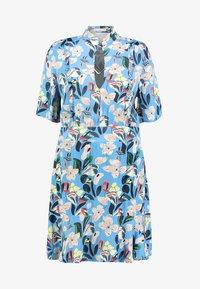 Custommade - EVA - Shirt dress - azure blue - 4