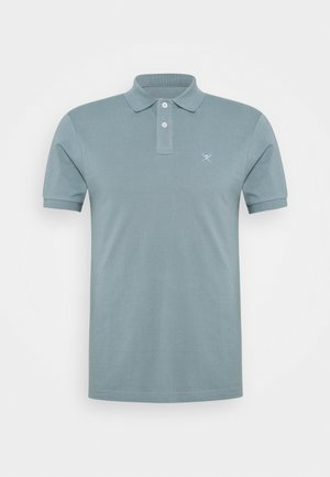 SLIM FIT LOGO - Polo shirt - petrol