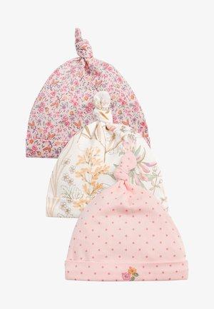 3 PACK - Bonnet - pink
