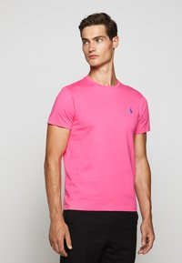 Polo Ralph Lauren - SHORT SLEEVE - T-shirt basic - blaze knockout pink - 0