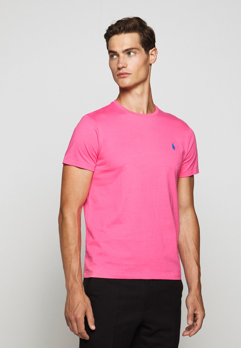 Polo Ralph Lauren - SHORT SLEEVE - T-shirt basic - blaze knockout pink