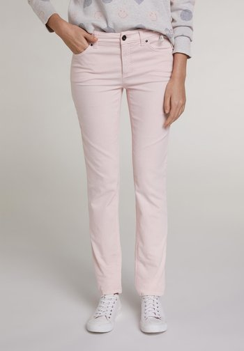 Slim fit jeans - peach whip