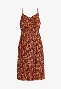 BSPRIA DRESS - Day dress - bordeaux