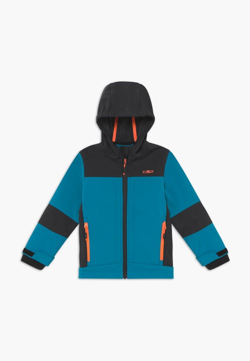 CMP - KID FIX HOOD UNISEX - Soft shell jacket - ottanio