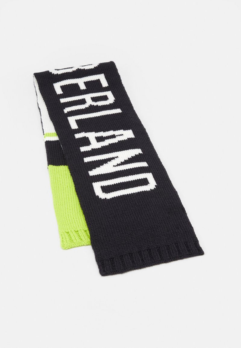 Timberland - SCARF UNISEX - Scarf - charcoal grey