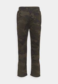 Abercrombie & Fitch - ICON CLASSIC  - Tracksuit bottoms - olive - 1