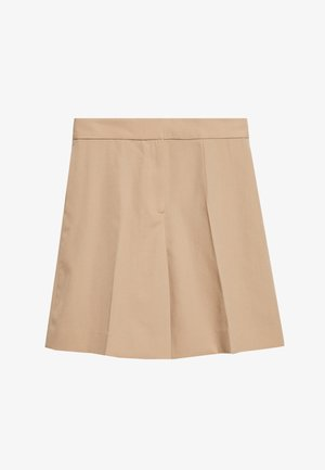 TAILORED - Shorts - camel