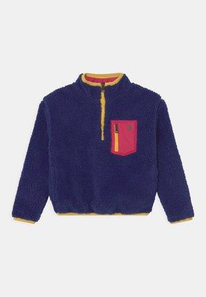 SHERPA HALF ZIP - Fleece jumper - fall royal