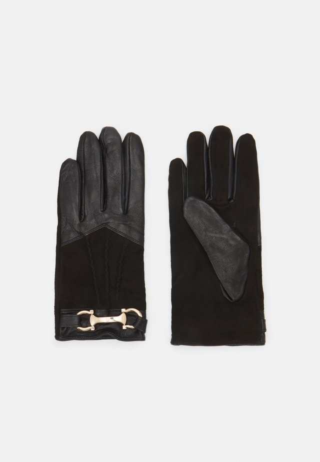 Guantes - black