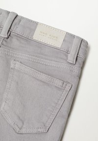 Mango - MIA - Slim fit jeans - denim grau - 3