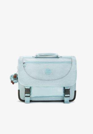 School bag - light blue