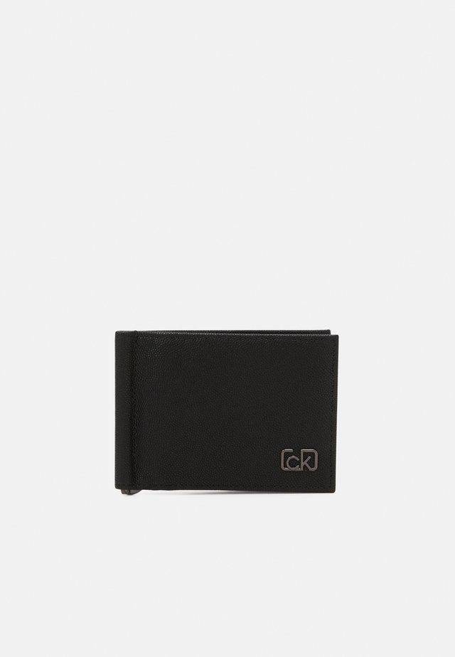 BIFOLD MONEY CLIP - Lompakko - black