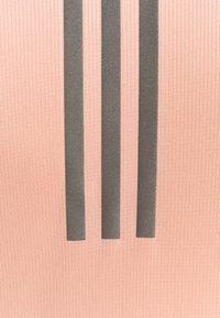 adidas Performance - 1/2 ZIP - Top sdlouhým rukávem - ambient blush - 2