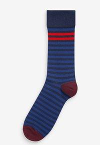Next - 5 PACK - Socks - dark blue - 6