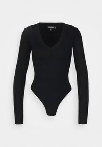 NECK BODY - Jumper - black