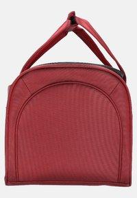 Stratic - Weekend bag - red - 2