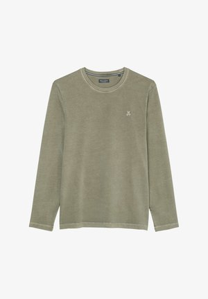IN SOFTER QUALITÄT - Long sleeved top - avery fern