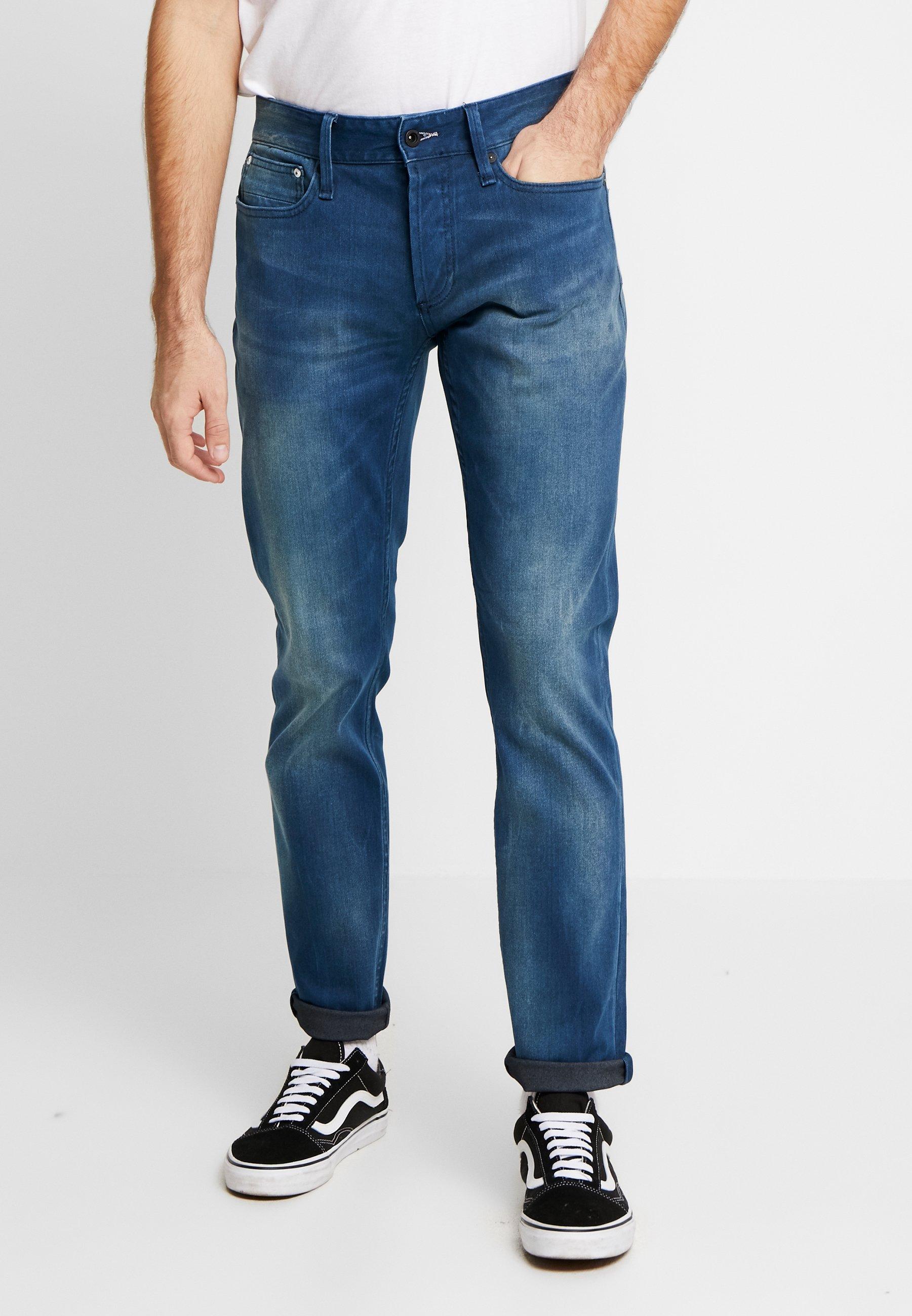 Denham RAZOR - Jean slim - blue