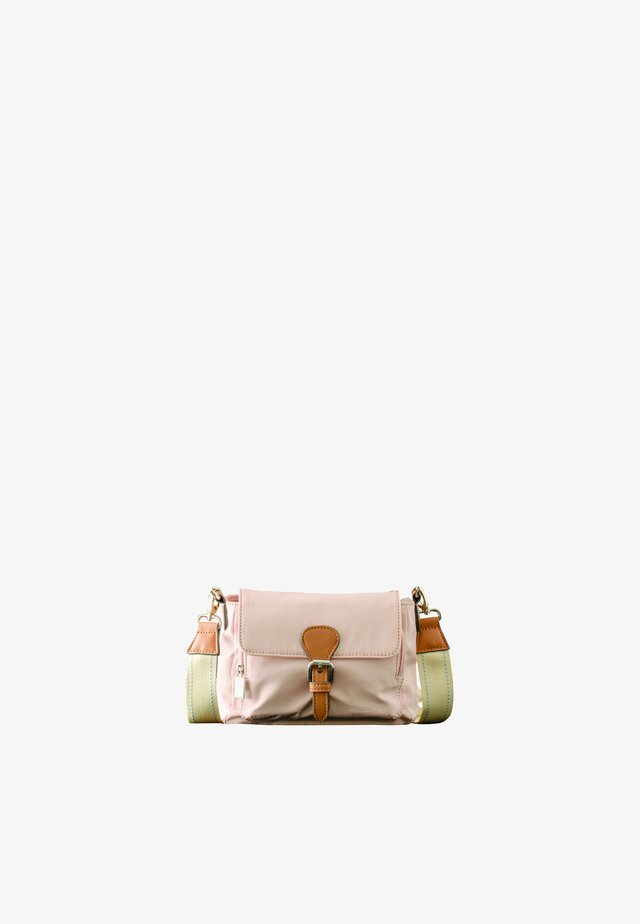 ANY TIME JOLIE - Borsa a tracolla - rose