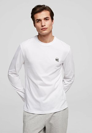 IKONIK  - Long sleeved top - white