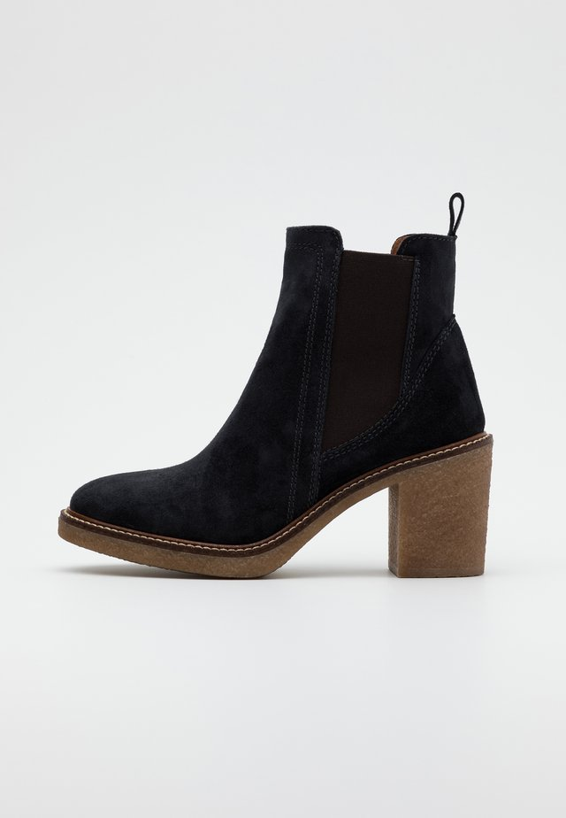 Ankle boots - nuit