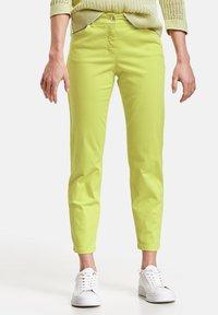 Gerry Weber - Slim fit jeans - lime - 0